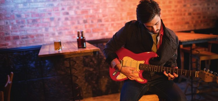 What Is A Baritone Guitar?