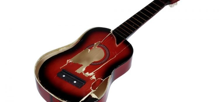 Can A Cracked Guitar Be Fixed?