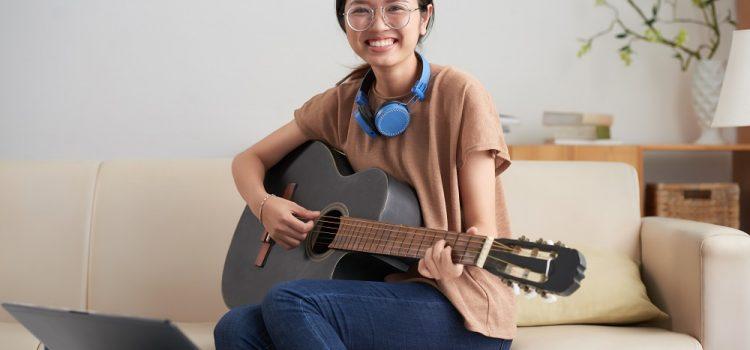Can I Teach Myself Guitar?