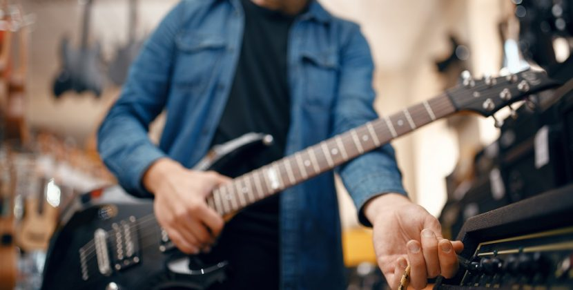 Do Electric Guitars Sound Different