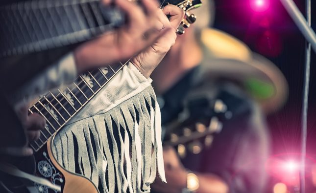 What Guitars Do Country Singers Use