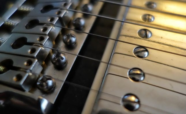 What Is A Bridge On A Guitar