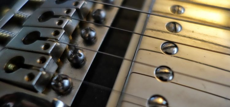 What Is A Bridge On A Guitar?