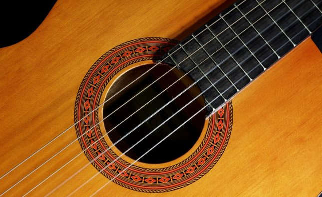 What Is The Bottom Of A Guitar Called