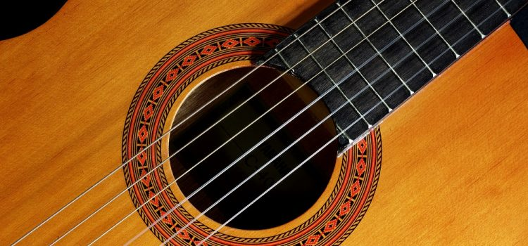 What Is The Bottom Of A Guitar Called?